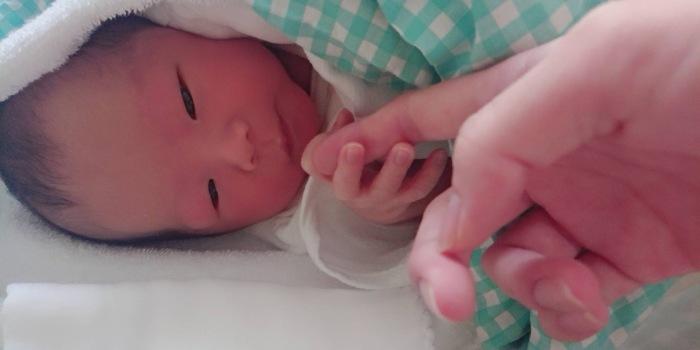 新生児,お世話