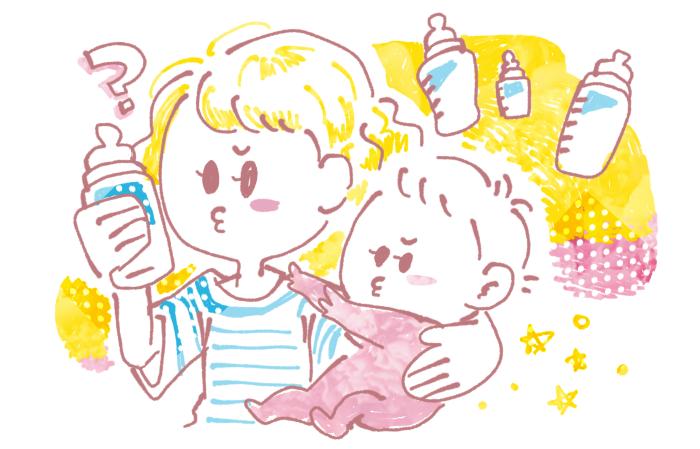 ミルク 量 新生児